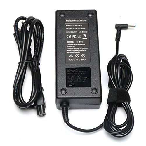 - 120W 19.5V 6.15A AC Power Adapter for HP-Envy-Pavilion Touchsmart-Sleekbook 15 15t 17 M6 M7 Series HP ENVY15 Series HP Envy 17-1001xx, HP Envy 17-1003xx, HP Envy 17-1006tx, HP Envy 17-1007tx, HP Envy