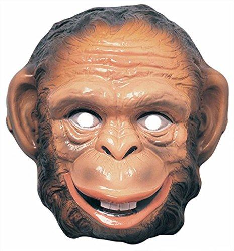 Rubie's Costume Co Animal Mask-Monkey Costume, 2 pack -