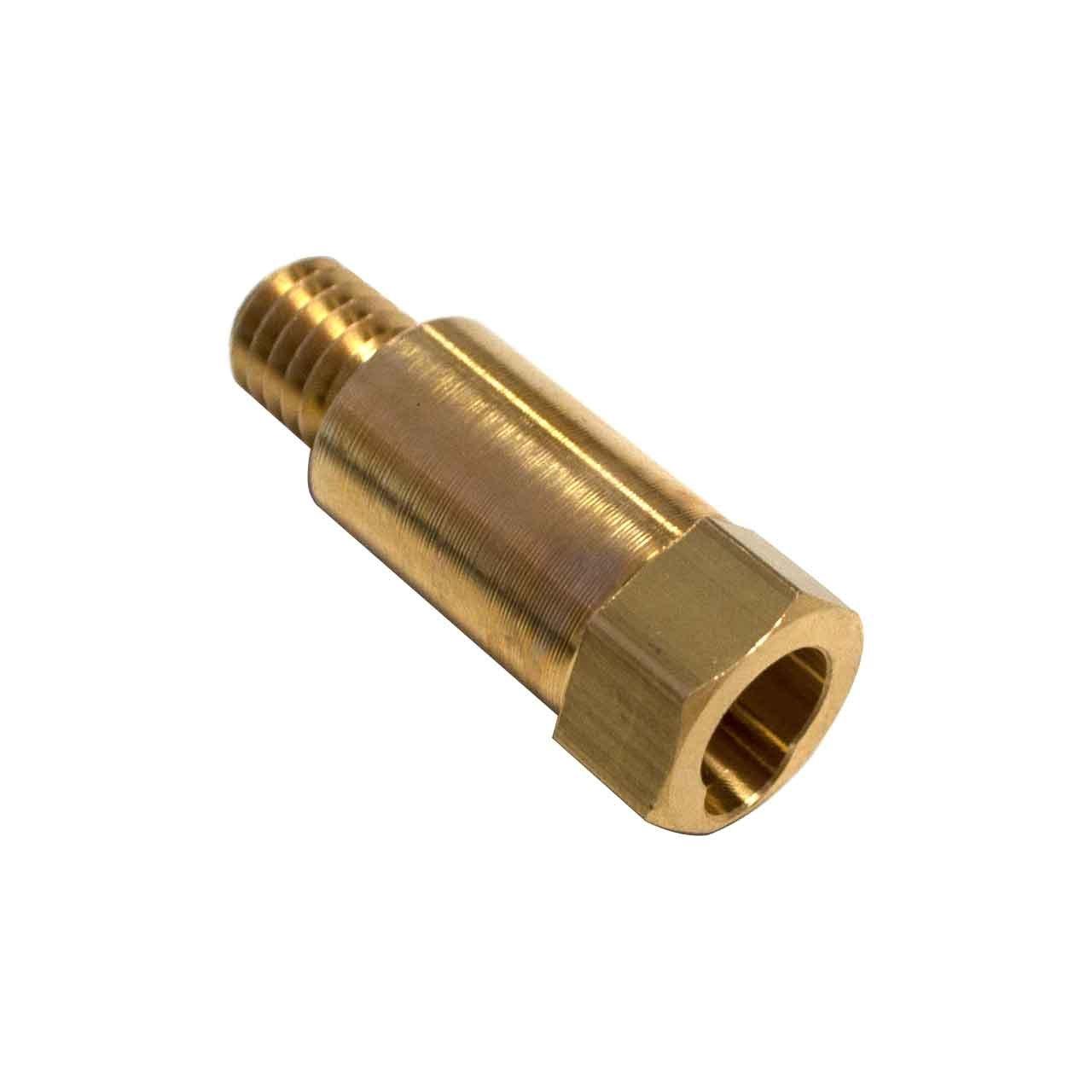 Miller 252163 Receptacle, Twist Lock Brass Power, Female (Pos)