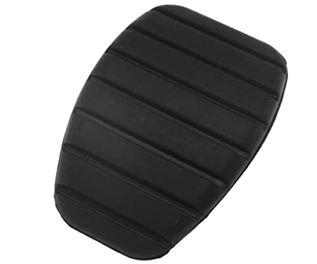 Amazon.com: Micro Trader 2 x Black Clutch Pedal Pad Rubber Cover Renault Clio Kangoo 8200183752: Automotive