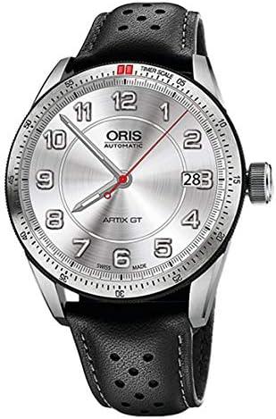 [オリス] アーティックス GT デイト 73376714461D 腕時計 メンズ 自動巻き Artix GT レザーストラップ [並行輸入品]