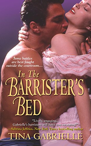 In the Barrister's Bed cover