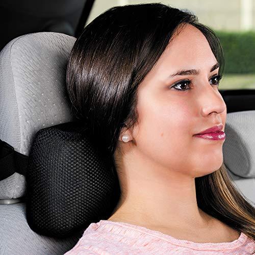 Alex Orthopedic Inc Memory Foam Neck Pillow - Perfect for Plane Trips, Car Rides, Home Or - Orthopedic Alex Foam