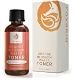 Best Acne Toners - Foxbrim Orange Blossom Water Toner - 100% Natural Review