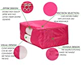 VEAMOR Comforter Storage Bags Containers,Pillow