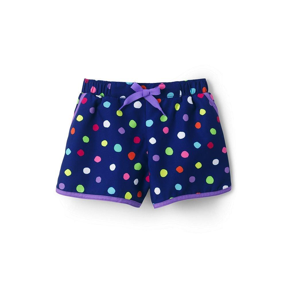 Lands' End Girls Plus Swim Shorts classic