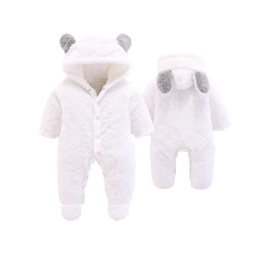 Mxssi Nuovi Vestiti Infantili dei Ragazzi Pagliaccetto di Modo per Le Tute Calde Calde del Bambino di Homewear Morbidi addensano i Vestiti