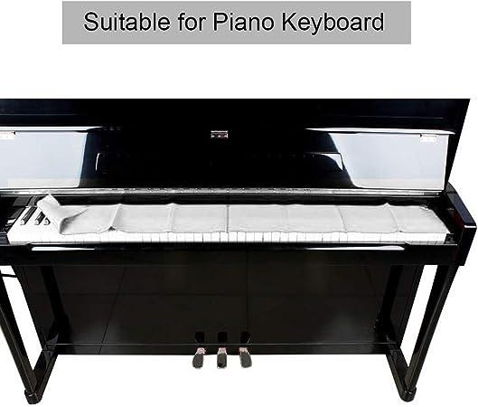 61 Tasti di Pianoforte Digitale di Polvere Copertura Della Tastiera Della Copertura per Tastiera lahomia 1pc Copertura Della Tastiera di Pianoforte