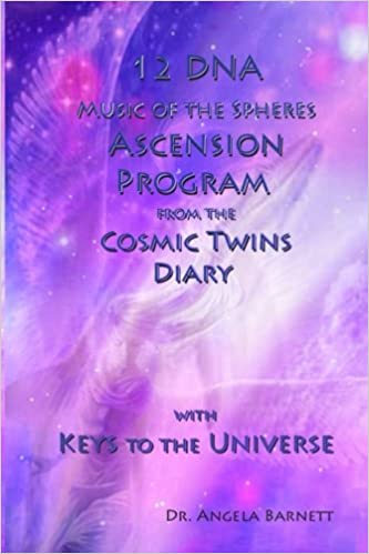 12 DNA Music of the Spheres Ascension Program from the