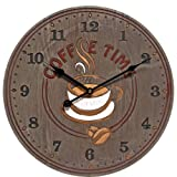 BUTLERS COFFEE TIME Reloj de pared