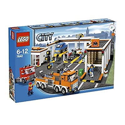 LEGO City Garage (7642): Toys & Games