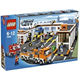 Lego City 4207 Town Garage Lego City Amazoncouk Toys Games