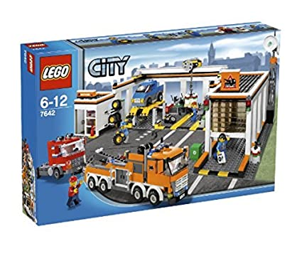 Amazon Lego City Garage 7642 Toys Games