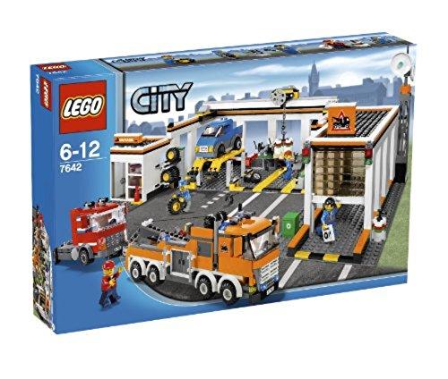 Amazon Lego City Garage 7642 Toys Games