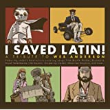 I Saved Latin! A Tribute to Wes Anderson (2xLP, Translucent Gold/Translucent Red Vinyl, Download Card)