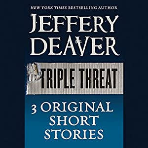 Triple Threat Audiobook