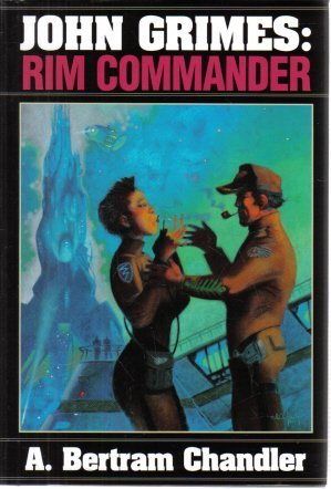 book cover of Rim Commander