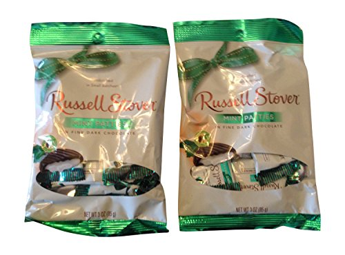 russell-stover-mint-patties-in-fine-dark-chocolate-pack-of-2-3-oz-each