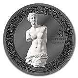 #7: 2017 DE Palau 2 oz Silver $10 Eternal Sculptures (Venus de Milo) Silver Brilliant Uncirculated