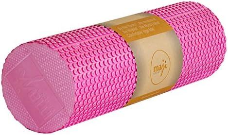 Amazon.com: Maji Deportes Honeycomb – Rodillo de espuma rosa ...