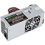 420 Watt 420W TFX Power Supply Upgrade Replacement for HP 504966-001, Bestec TFX0220D5WA, TFX0250D5W, AcBel PC8046, Delt