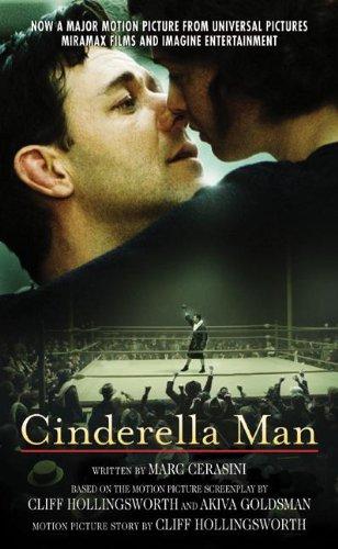 book cover of Cinderella Man