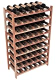 Wine Racks America Redwood 54 Bottle Stackable. 13 Stains to Choose From! For Sale