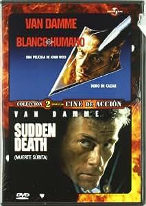 Pack Duo: Blanco Humano + Muerte Subita [DVD]