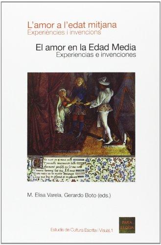 Descargar Libro Amor A L'edat Mitjana,l' - Amor En La Edad Media,el M.elisa Varela