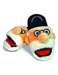 Zapatillas Freudian de felpa cómodas, calzado sin cordones