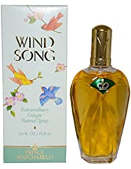Wind Song By Prince Matchabelli For Women. Cologne Spray 2.6 Oz
