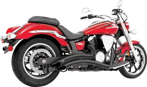 (Freedom Performance Sharp Curve Radius Exhaust for Harley Davidson 2006-13 Vega)