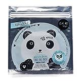 Best Paper Face Masks Oh K! Panda Face Fibre Face Mask Set of 3 Masks