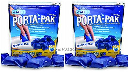 Walex Porta-Pak Holding Tank Deodorizer