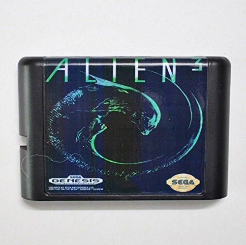 Taka Co 16 Bit Sega MD Game Alien 3 16 bit MD Game Card For Sega Mega Drive For Genesis