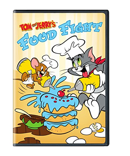Tom and Jerry: Food (Food Fight Dvd)