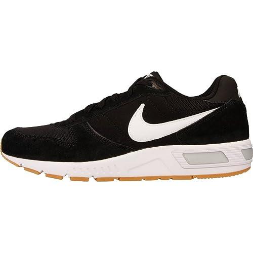 Nike Nightgazer 644402-006, Zapatillas para Hombre, Negro (Black/White 006), 44.5 EU: Amazon.es: Zapatos y complementos