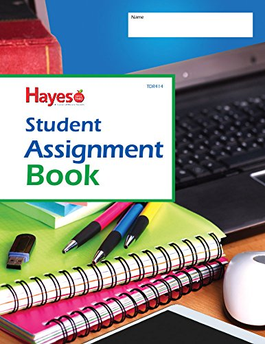 Flipside Products TDA24 Student Assignment Book (Pack of 24) by Flipside Products