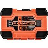 BLACK+DECKER BDA32IRDD BLACK+DECKER Impact Ready Screwdriving Set, 32Pc,