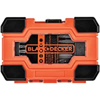 Black & Decker BDA32IRDD BLACK+DECKER Impact Ready Screwdriving Set 32Pc