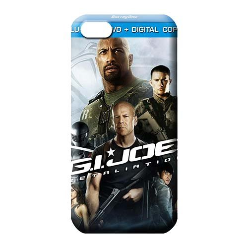 Eco Friendly Dvd Packaging - Mobile Phone Skins G.I. Joe Retaliation Snap Eco-friendly Packaging Extreme iPhone 5 / 5s / SE