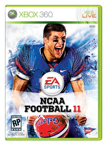 NCAA Football 11 - Xbox 360 - Football College Warehouse