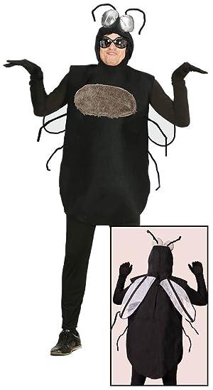 Guirca Disfraz de mosca para adultos, talla única, 80668