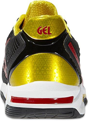 de Speed Sport Solution Yellow nbsp;Chaussures Jaune Asics Gel 2 UwYXqxEAE