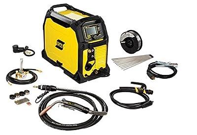 ESAB Rebel EMP 235ic MIG/Stick/Tig Welding Machine 0558012702 - 4 pr