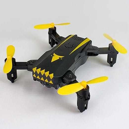 LFOZ Drone Plegable Portátil Mini Cámara Aérea Mini De Cuatro Ejes ...