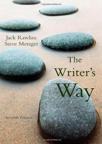 The Writer's Way