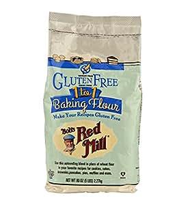 Amazon.com : Bobs Red Mill Gluten-Free 1-to-1 Baking Flour