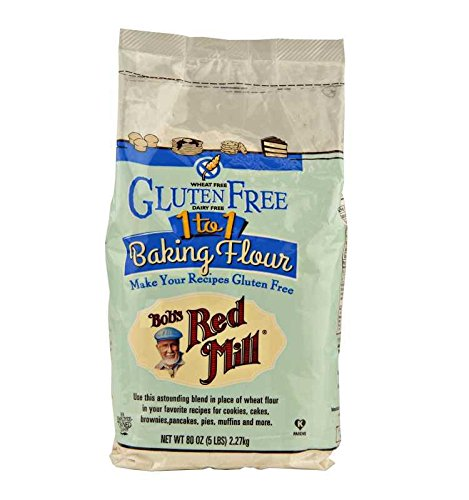 Bobs Red Mill Flour (Bobs Red Mill Gluten-Free 1-to-1 Baking Flour)