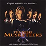 Michael Kamen - The Three Musketeers (Original Motion Picture Soundtrack) - A&M Records - 540 190-2